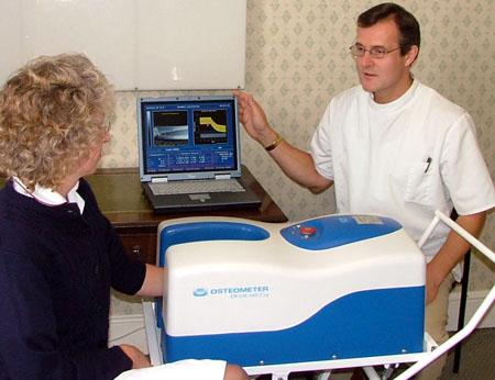 Dr Garrod Dexascan Chiropractic Centre Haverhill